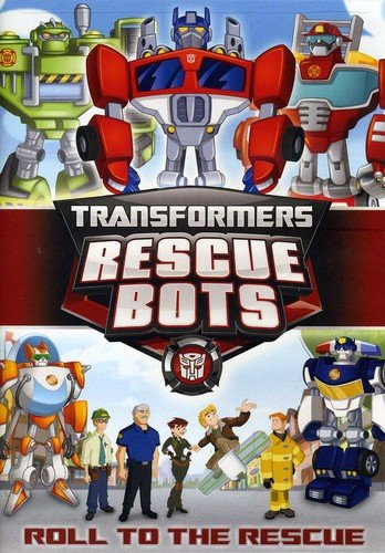 Transformers Rescue Bots: Roll to the Rescue (Transformers Rescue Bots Roll To The Rescue)