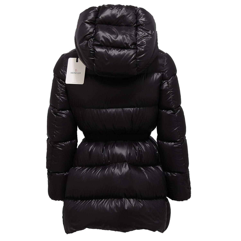 MONCLER 8104Y Piumino Bimba Girl Black GELINOTTE Jacket [10 ...