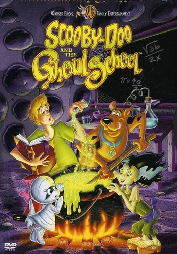 Scooby-Doo and the Ghoul School (DVD)]()