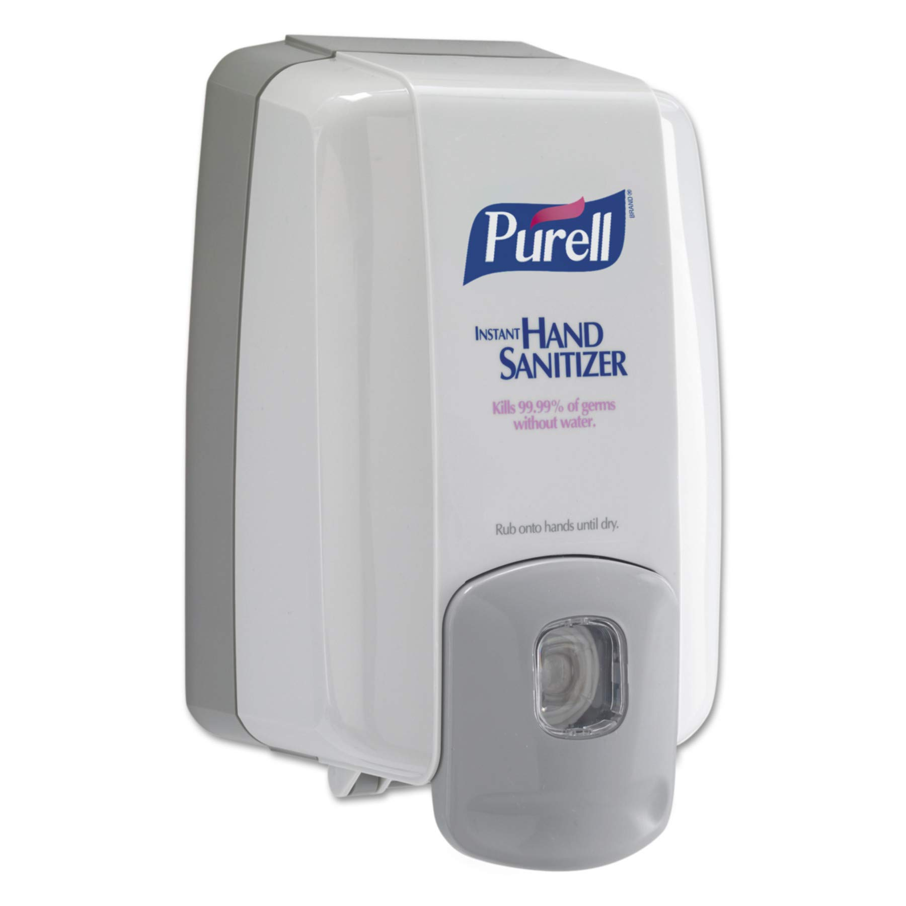 PURELL 222008 NXT MAXIMUM CAPACITY Dispenser, 2000mL, Dove Gray