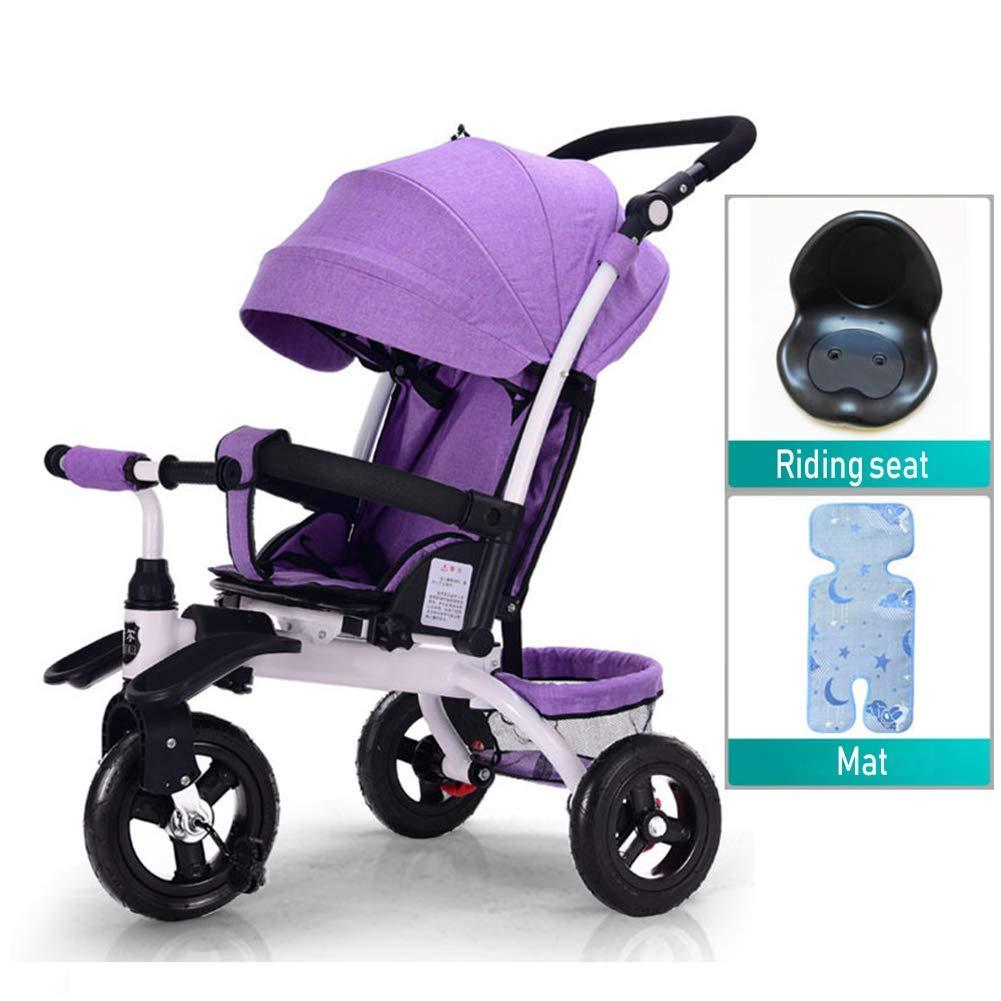 HYLH NiñOs De 3 Ruedas, Triciclo Baby Triciclo Triciclo ...