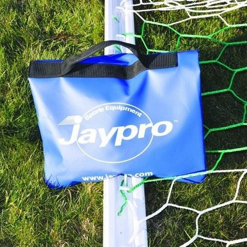 Sand Bag Anchor with Nylon Strap - Set of 4 by Jaypro Sports