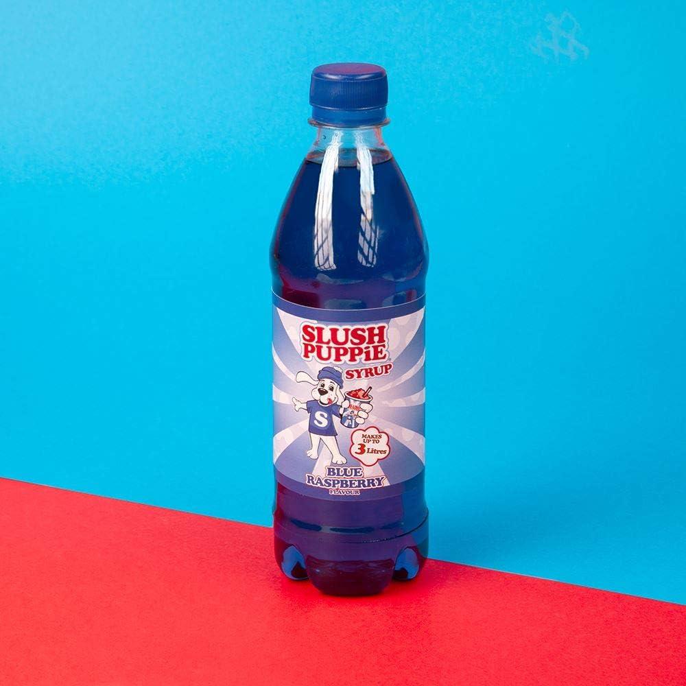 Paper Cups Blue Syrup Slush Puppie SP Machine