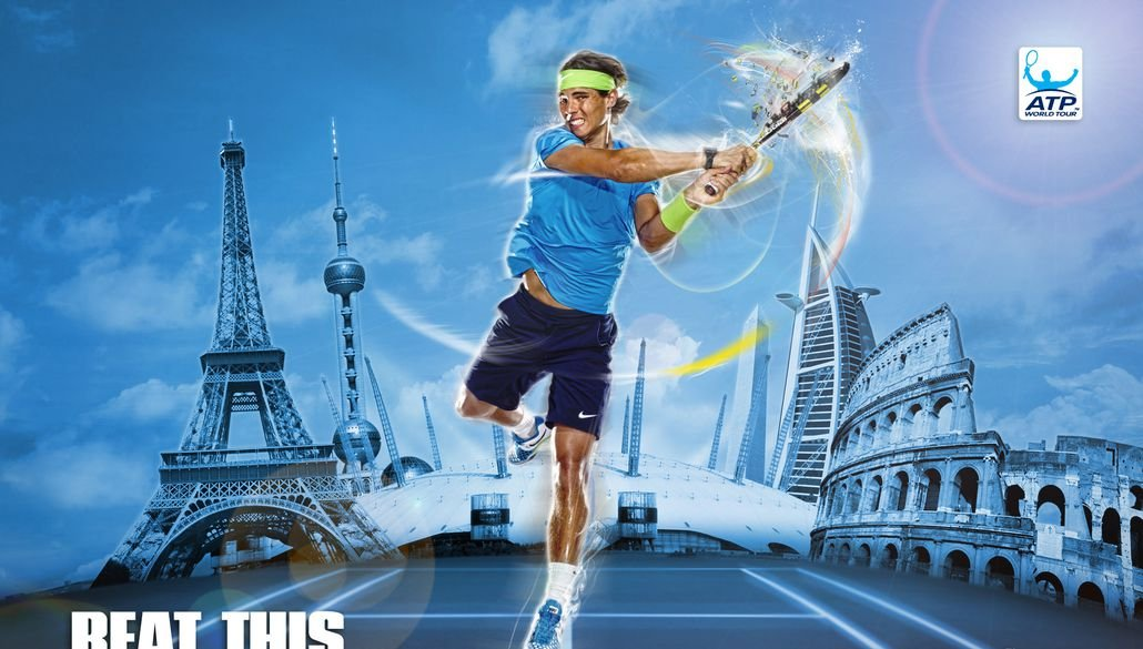 Amazon.com: XXW Artwork Rafael Nadal Poster Tennis Player/The Matador/Rafa Prints Wall Decor Wallpaper: Home & Kitchen