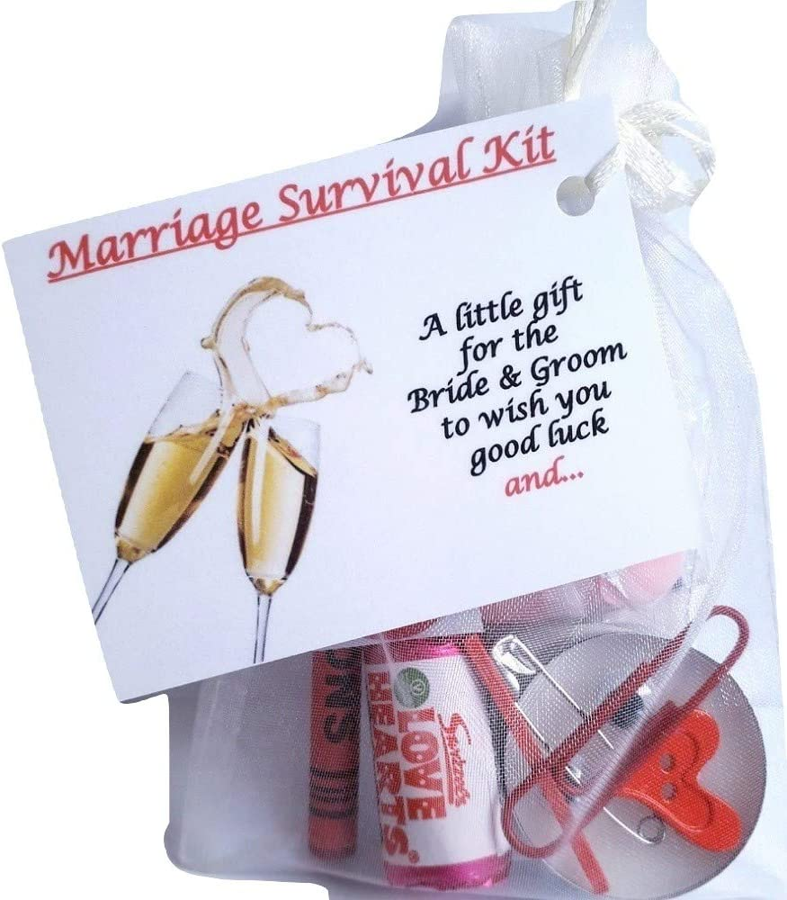 Hen Party Survival FULL  Kit bargain FREE PERSONALISED CANDLE KEEPSAKE confetti