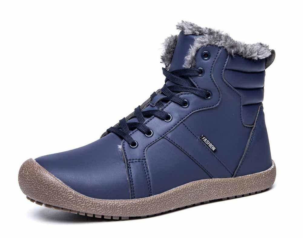 Männer Schnee Stiefel 2018 Herbst Winter Warm Outdoor High Top Wanderschuhe Größe 36-48