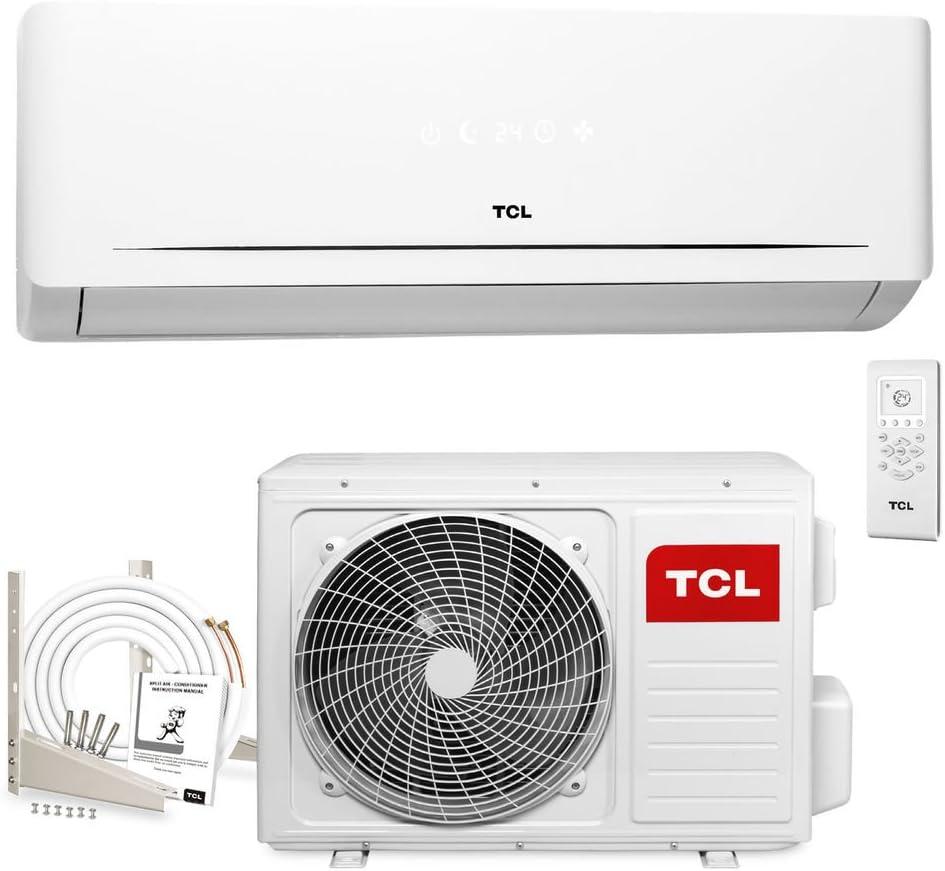 TCL Split de Aire Acondicionado KA 12000 BTU Inverter Split ...