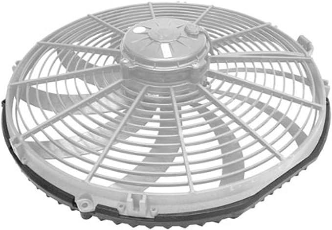 SPAL 30102803 extractor ventilador (16in alta salida (H.O.); Para ...