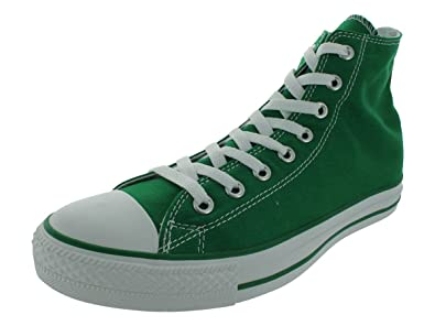 Converse Canvas Celtic Green Green Size: 7.5: Amazon.co.uk
