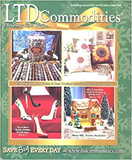 LTD COMMODITIES CHRISTMAS GIFTS 2012 CATALOG /A ZILLION GIFT IDEAS ...
