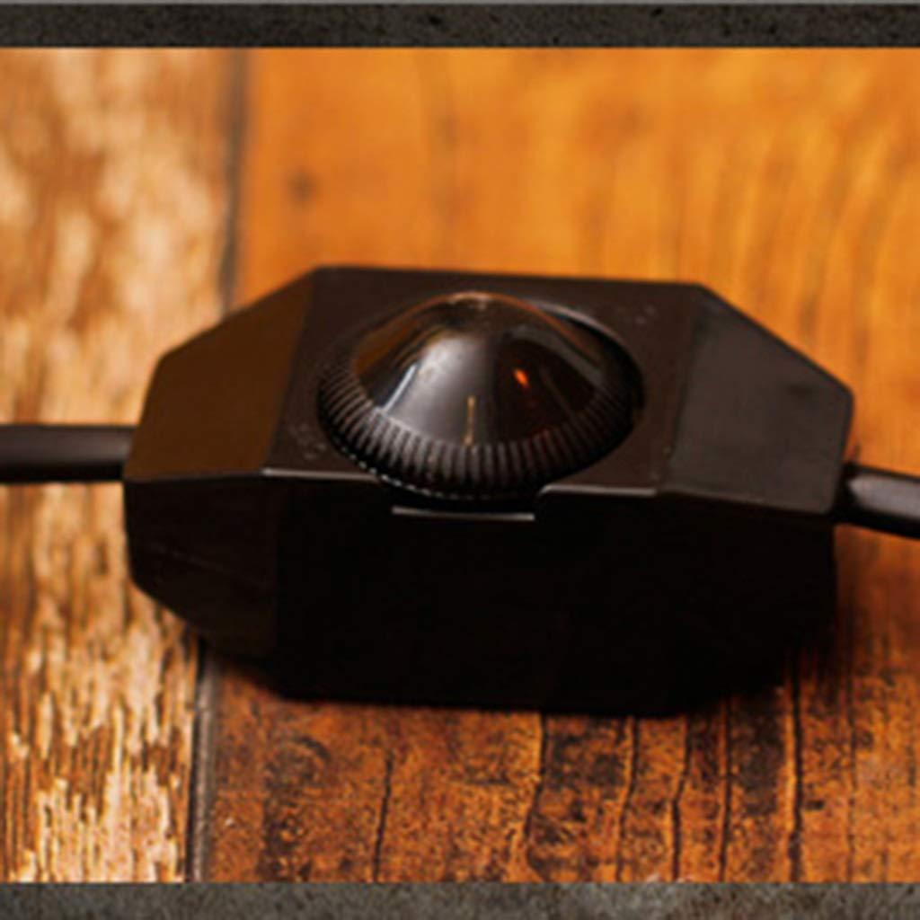 Lixin Lámpara de Mesa Hierro Forjado Industrial Estilo Retro Personalidad Personalidad Retro Tubería de Agua Luz Cafe Bar Decoración Creativa (Color : B, Tamaño : 30  7.5cm) 4ae078