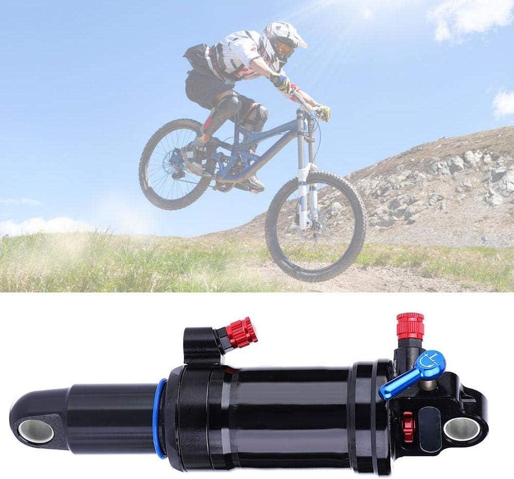 VGEBY1 Amortiguador Trasero de Bicicleta Amortiguador Trasero de Bicicleta Ajustable para Amortiguador de Bicicleta Plegable Mountain Road