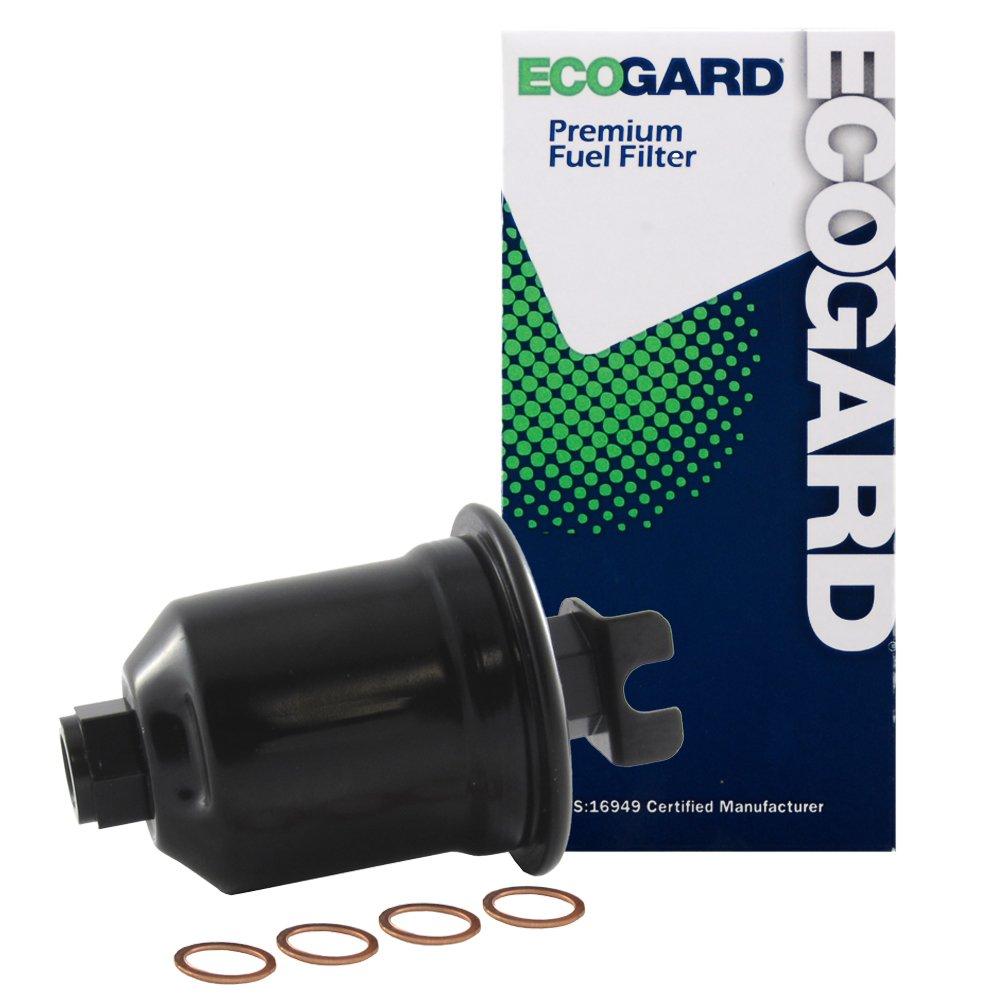 ECOGARD XF45115 Engine Fuel Filter Premium Replacement Fits Mitsubishi Eclipse//Chrysler Sebring//Dodge Avenger//Eagle Talon