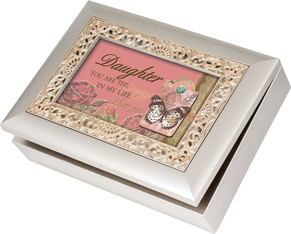 【ネット限定】 Cottage Garden娘Ornateシャンパンシルバー音楽ボックス Wind/ジュエリーボックスPlays Beneath Wind Beneath My My Wings B00BRXBHI8, 安くておしゃれ!カーテンみづこし:728151c9 --- arcego.dominiotemporario.com