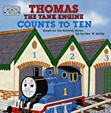 Thomas the Tank Engine Counts to Ten, RH Disney Staff and Wilbert V. Awdry, 0679888799