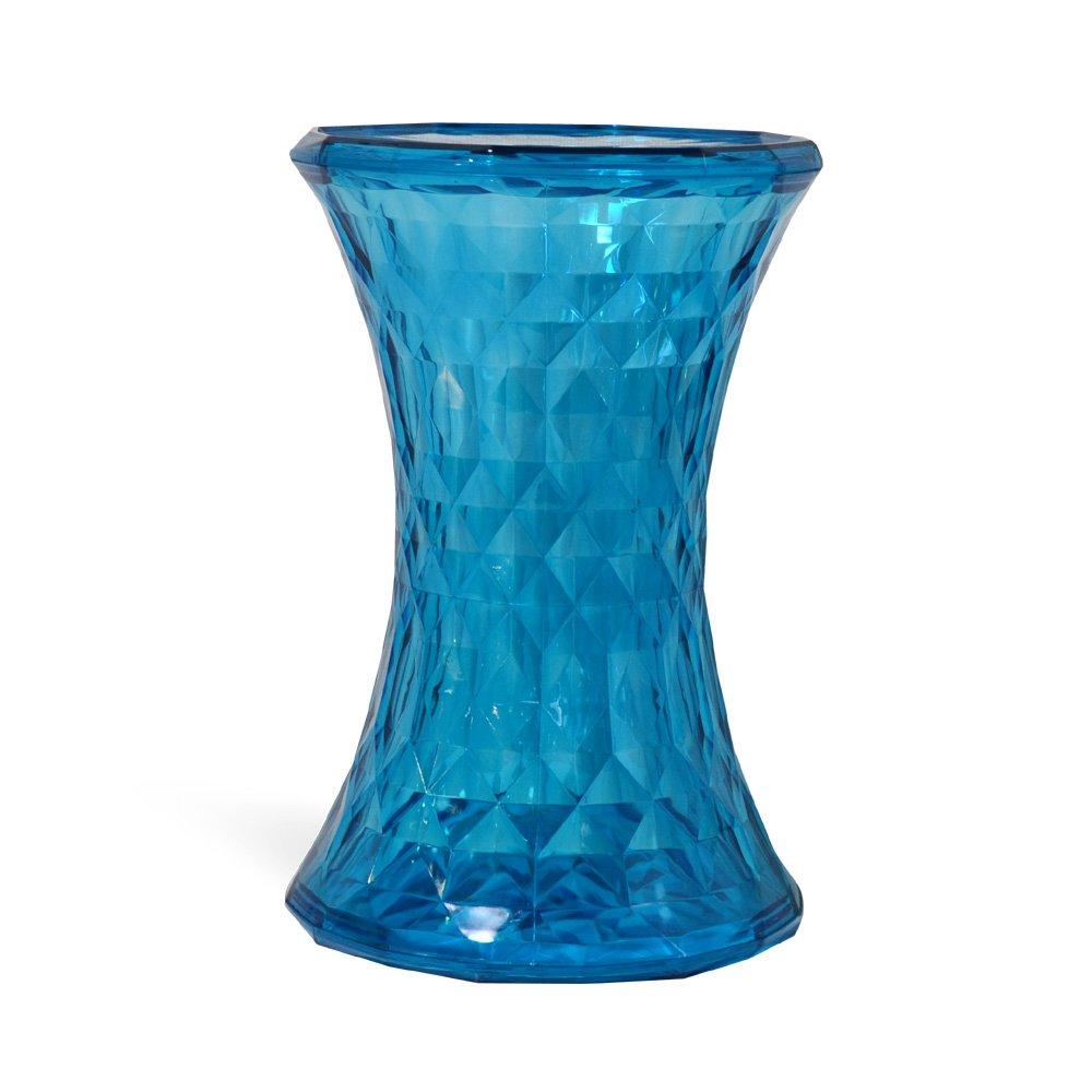 ストーン スツール(Stone) [Lucky Bed] カルテル リプロダクト家具 ジェネリック家具 (ブルー) [並行輸入品] B0116HS2R8 ブルー ブルー