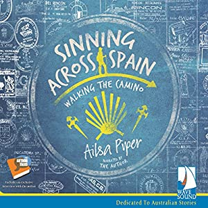 Sinning Across Spain Audiobook