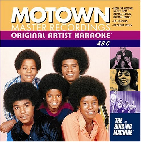 Motown Original Artists, Karaoke: ABC by The Singing Machine