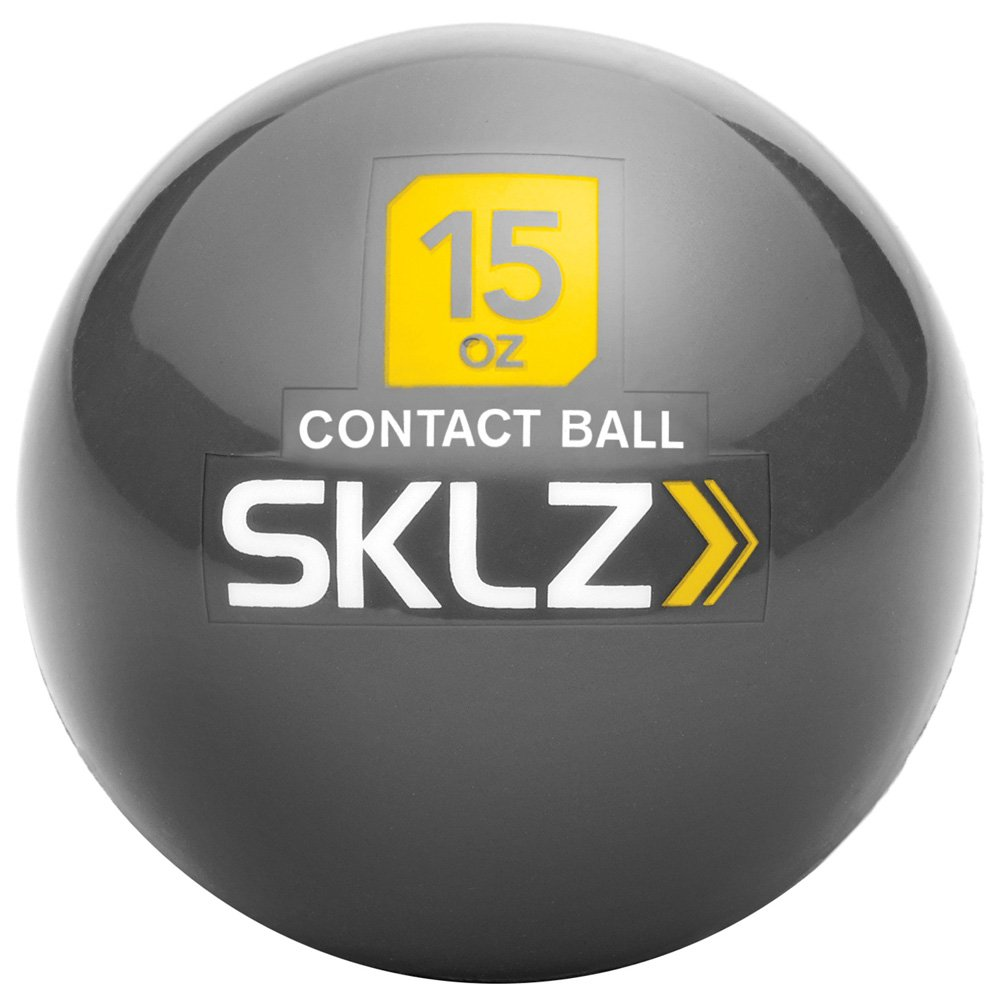 Sklz Contact Ball 425,2 gram Weighted baseball training Ball – istantaneamente indica quando Hitters make Solid Contact, sviluppa corretto seguire attraverso e più forte Swing, costruito per durare con solidi materiali resistenti Pro Performance Sports BBC