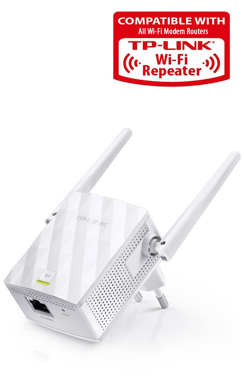 Extensor de red / amplificador Wifi