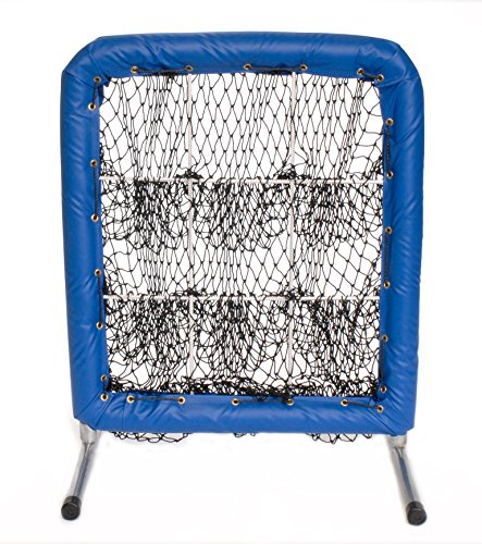 Baseball and Softball Pitchers Pocket Training Aid Perfect for any Pitcher. Voted Best Pitching Aid and Pitching Training Equipment with Strike Zone for Pitching Drills. The Best Pitching Practice Net