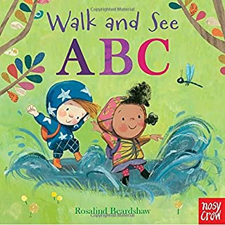 Book Cover: Walk and See: ABC