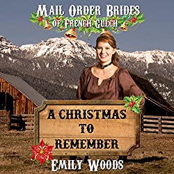 Mail Order Bride: A Christmas to Remember