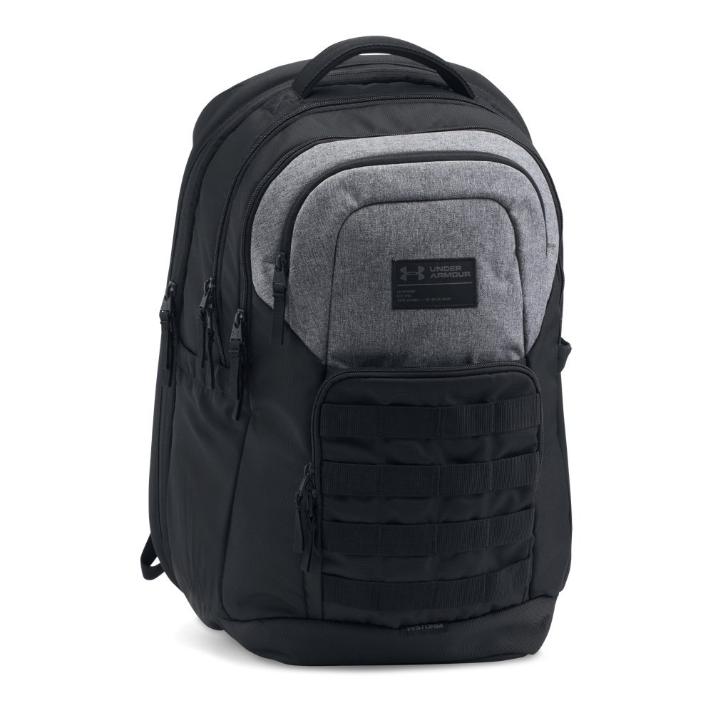 Under Armour Guardian Backpack,Graphite (040)/Black, One Size by Under Armour