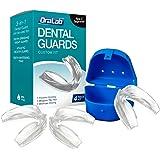 OraLab Dental TMJ Mouth Guard- Grinding Guard-Latex and BPA Free (pack of 3)