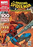 Marvel Comics - The Amazing Spider-Man - SPIDER-MAN: UNMASKED - Over 100 Digital Comics from January 1998 to April 2007 on DVD-ROM in Acrobat PDF Format (Mac & Windows)