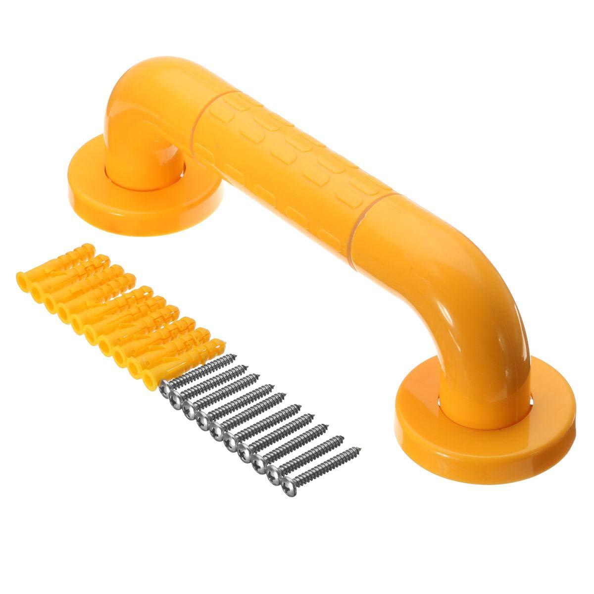Grab Handles 30cm Bathroom Shower Toilet Safety Handrail Elderly Wall Handrail Grip Staight Handle Stainless Steel Bathroom Safety Grab Bar