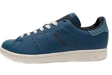 Stan Smith Mens in Blue/Collegiate Navy/Chalk White by Adidas, 8