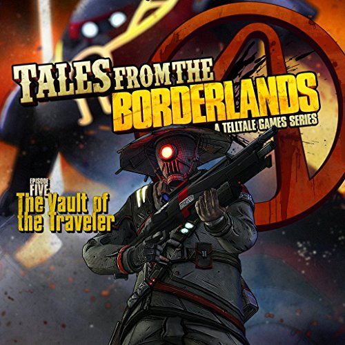 Tales from the Borderlands: A Telltale Games Series for PS4 - 5