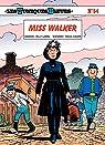 Les Tuniques Bleues, tome 54 : Miss Walker par Cauvin