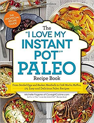 Love Instant Paleo Recipe Book product image