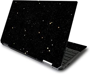 """MightySkins Skin for HP Spectre x360 13.3"""" Gem-Cut (2020) - Deep Space 