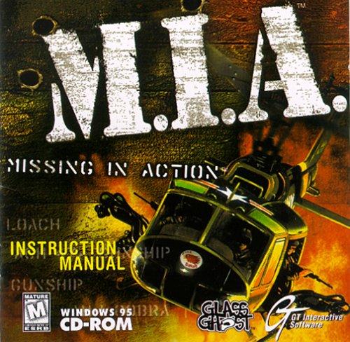M.I.A. (Jewel Case) - PC ()