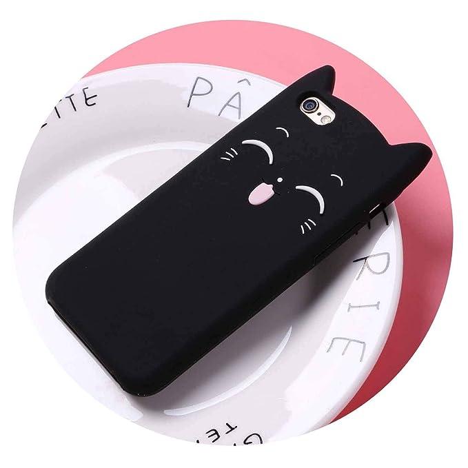 cover iphone 6 silicone gatto