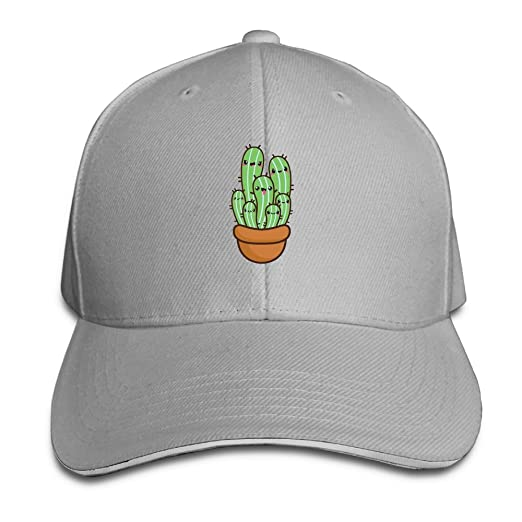 329c78d14 Amazon.com: May Cactus Plant Baseball Caps Cool Top Quality Snapback ...