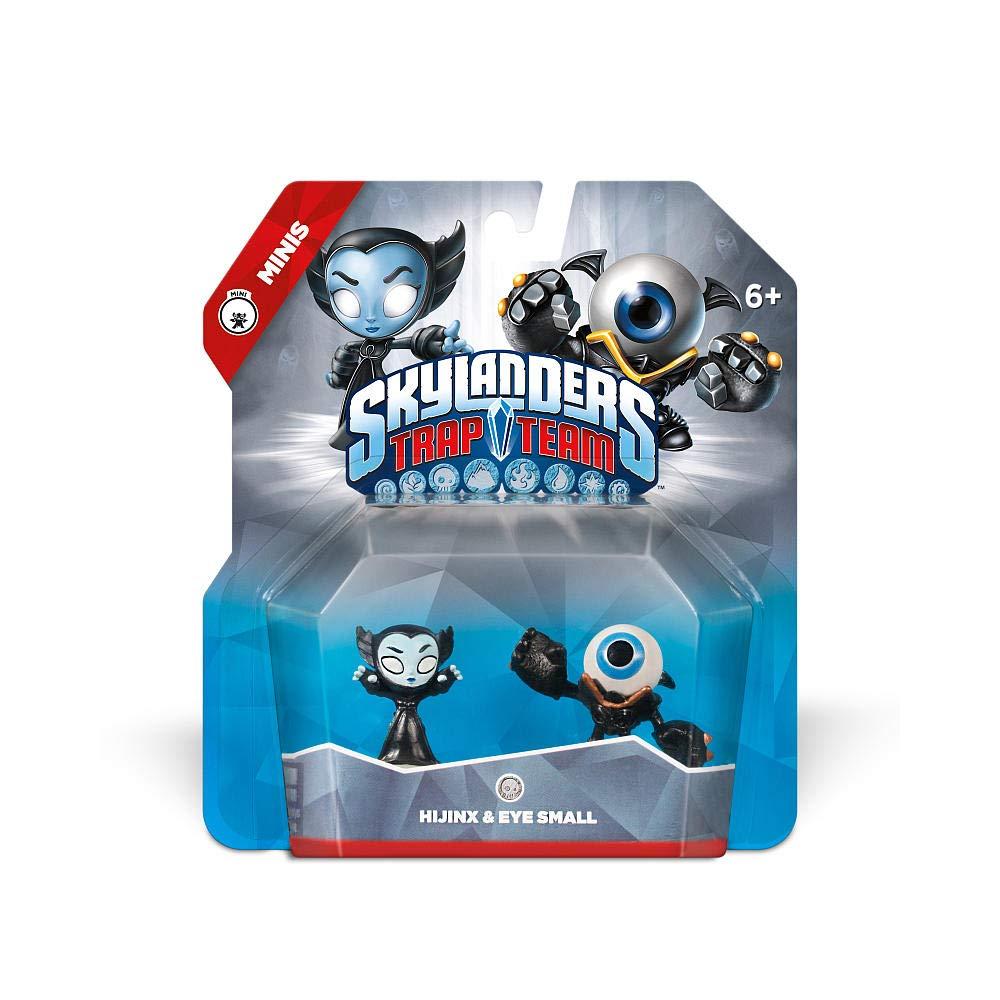 Skylanders Trap Team: Hijinx & Eye Small - Mini Character 2 Pack