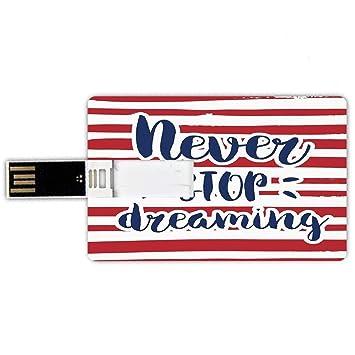 16GB Forma de tarjeta de crédito de unidades flash USB Citar ...