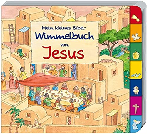 Mein Bibel Wimmelbuch von Jesus - L'Espoir christlicher Shop