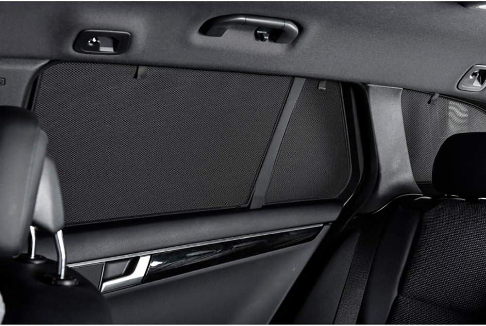 Set de Car Shades compatible avec BMW X6 E71 5 portes 2009