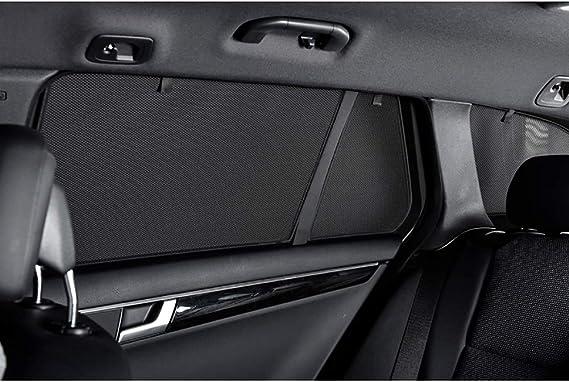 Car Shades Au A6 E C Satz Passend Für Audi A6 4g Avant 2011 6 Teilig Schwarz Auto