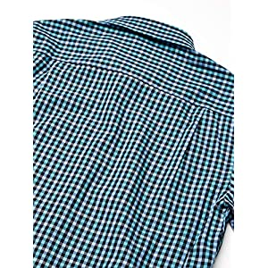 Geoffrey Beene Men's Slim Fit Easy Care Long Sleeve Button Down Shirt
