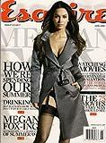 MEGAN FOX ESQUIRE MAGAZINE JUNE 2009 TERMINATOR SALVATION!
