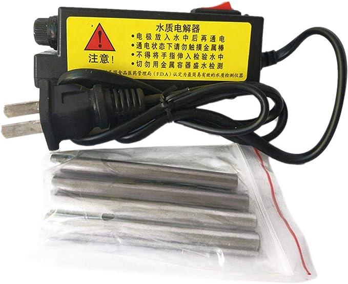 Yangge Yujum Wasserelektrolyseur Test-Wasser-Elektrolyse-Werkzeuge Wasser Reinheit Level Meter Wasserqualit/ät Tester