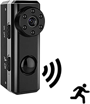 Opinión sobre Cámara Oculta PIR HD 1080P Mini Spy, cámara portátil Converti cámara Camara, VCR, videocámara con batería integrada 3300 mAh por 1 año de Modo de Espera prolongado