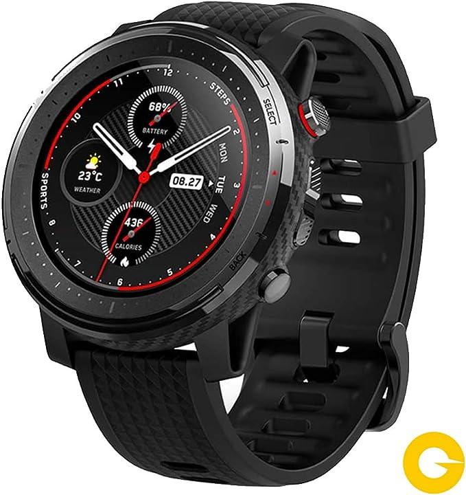 Amazfit Stratos 3 Smartwatch Fitness | 19 Modos Deportivos| 3 ...