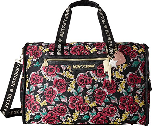 Betsey Johnson Women's Weekender Pink Floral One ()